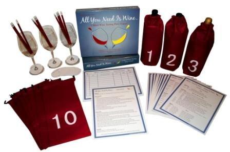 Wine Game Kit