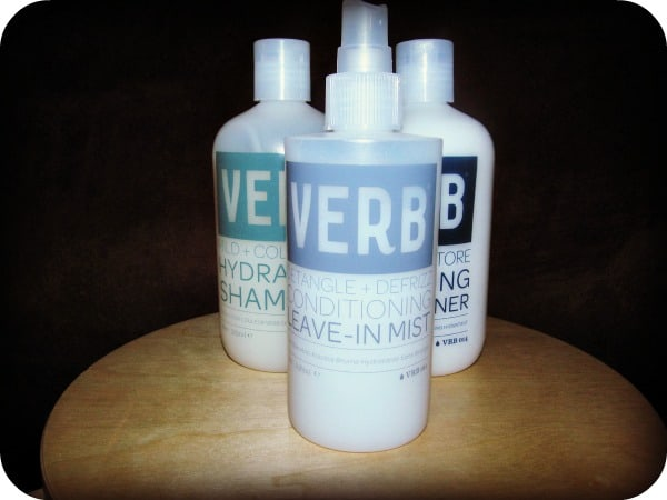 Verb Professional Hair Care Review