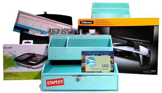 Staples AIR MILES  Copromotion