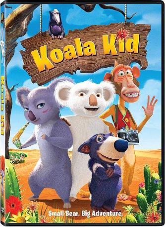 Koala Kid DVD Review