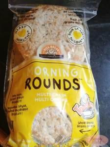 Ozery's Pita Break Morning Rounds Review