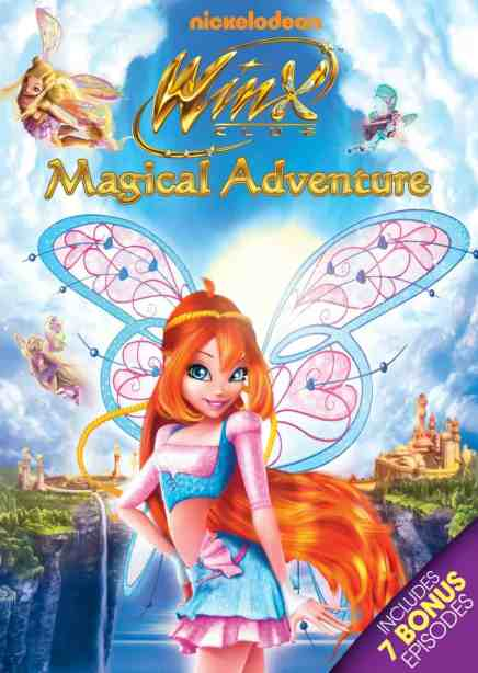 Winx Club: Magical Adventure DVD