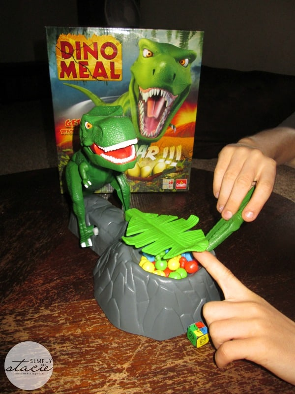Dino Meal Review