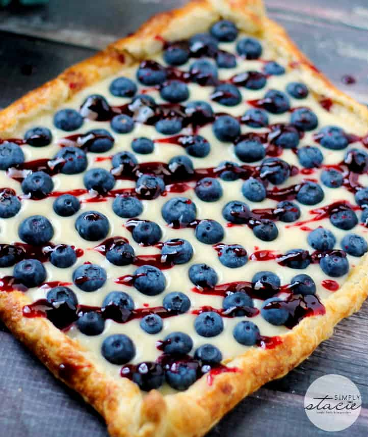 Luscious Berry Lemon Tart Recipes — Dishmaps