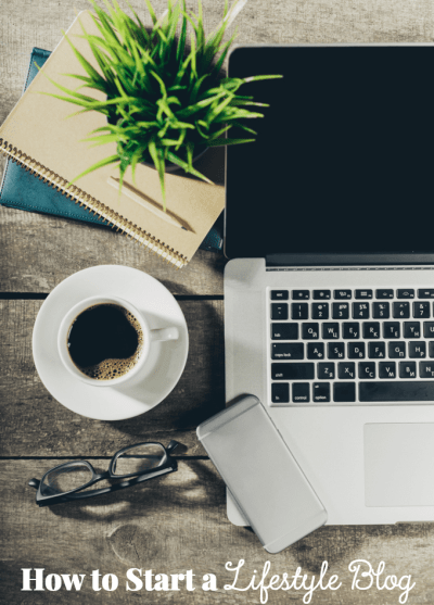 How to Start a Lifestyle Blog - Simply Stacie