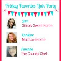 Friday Favorites - Week 261 - With Lemon Recipes!