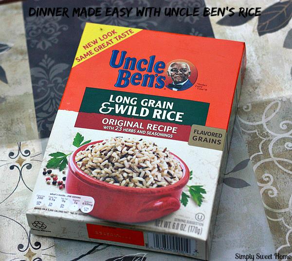 Uncle Ben's Long Grain and Wild Rice