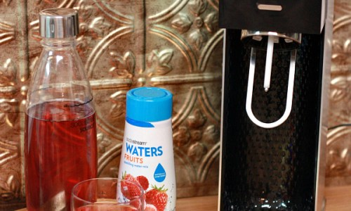 Drink More Water with SodaStream