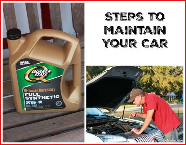 Steps to Maintain Your Car