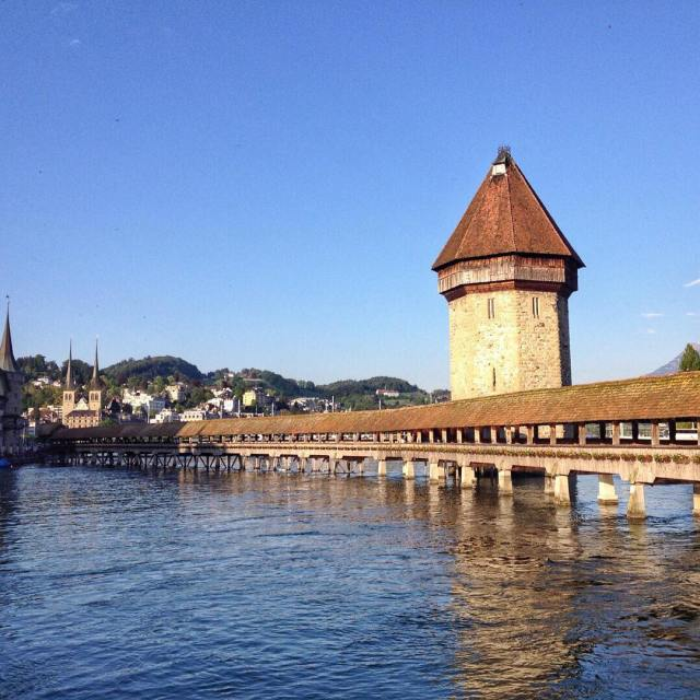 Straight out of a fairytale! lucerne switzerland