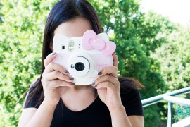 Hello Kitty Instax Mini