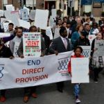 Protests against Direct Provision