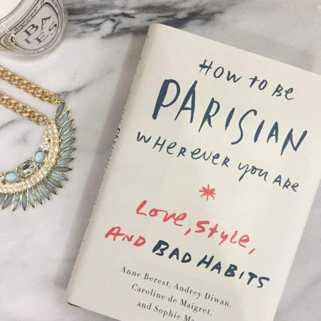Book Review How to Be Parisian
