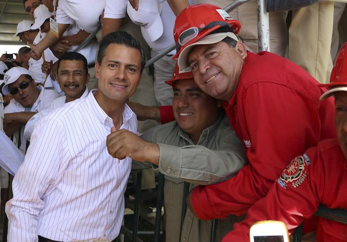 José Antonio González Anaya, el nuevo director de Pemex, ha reconocido que tendrá que hacer un ajuste de personal. Foto: Cuartoscuro.