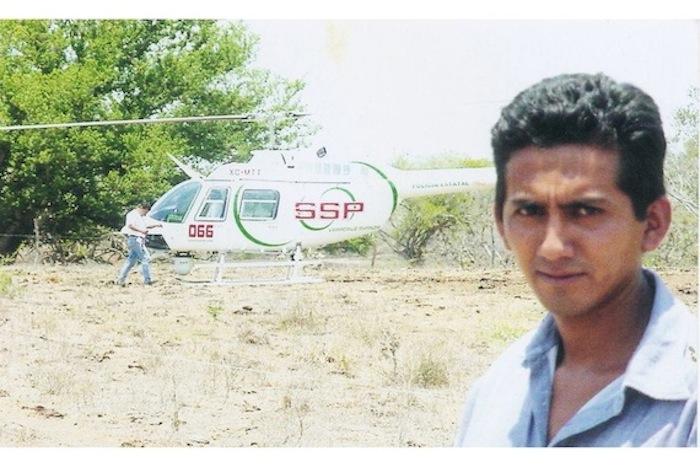 Gabriel Huge, asesinado en mayo de 2012 junto a su sobrino y otro fotoreportero. Foto: Especial