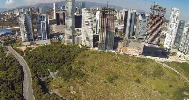 Hoy la Ciudad de México une y separa. Foto: Especial