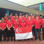 Team List for Asia Rugby Championships Division 1