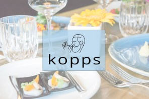 Single unterwegs: BERLIN – Veganes Restaurant Kopps