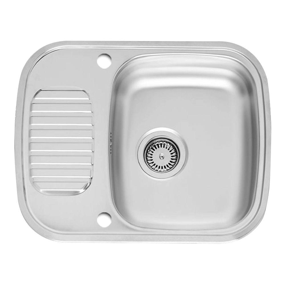 compact sinks small kitchen sinks REGIDRAIN Single Bowl Kitchen Sink RLS