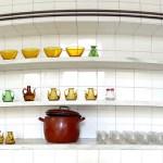 Visita a las antiguas cocinas de la Universidad Laboral de Gijón