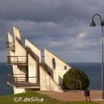 Visitando el Parque de la Providencia, en Gijón