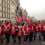 """El  1 de Mayo en Madrid: """"sin empleo no hay futuro"""""""