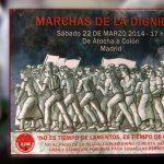 """Exito total en el final de las """"Marchas por la Dignidad"""""""