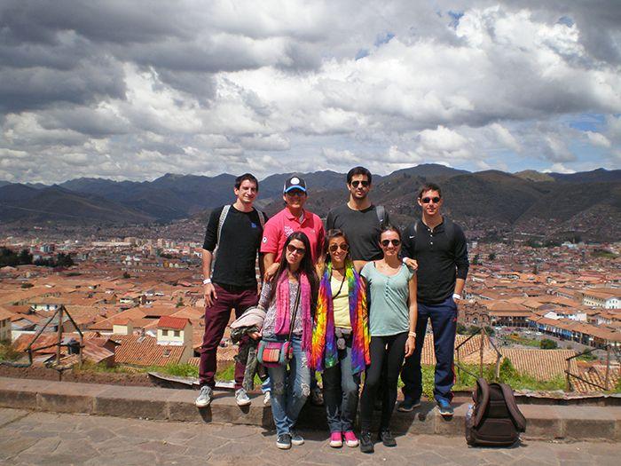 Paraguay y Argentina hermanados en este tour por la bella Cusco