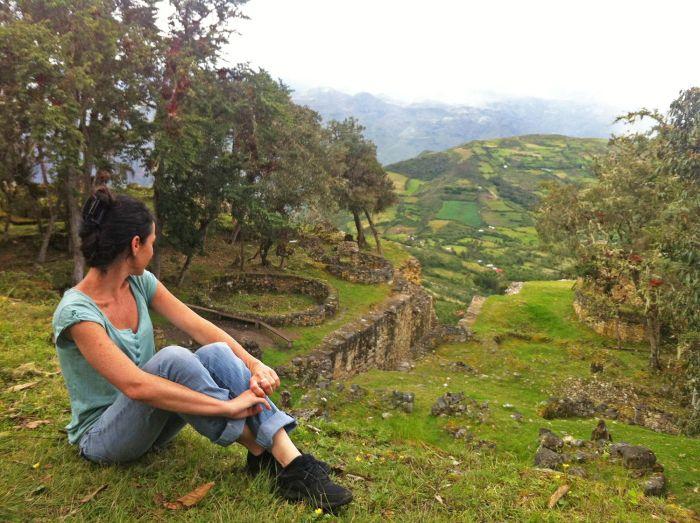Chachapoyas Kuelap Peru - viajar es invertir en ti misma