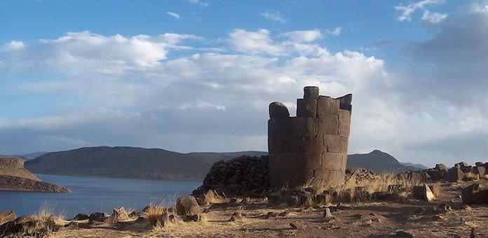 Puno Peru Titicaca