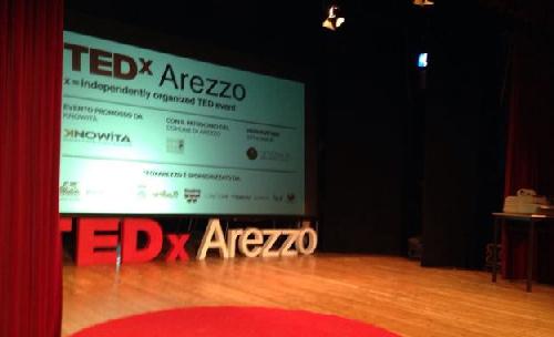 Sintra Consulting partner TEDx Arezzo