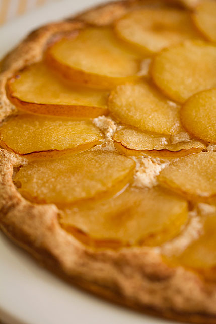 Yellow Plum Tart