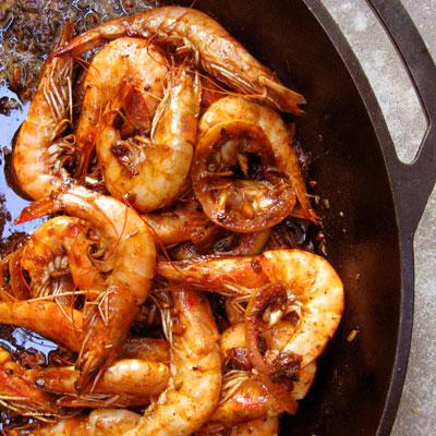 creole cajun shrimp