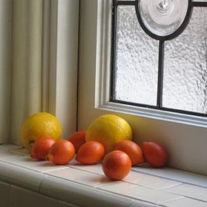 mandarinquats and meter lemons