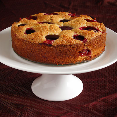 Sippity Sup's Plum Torte