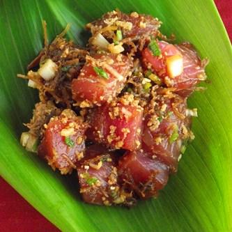 Hawaiian Poke- Traditional Style