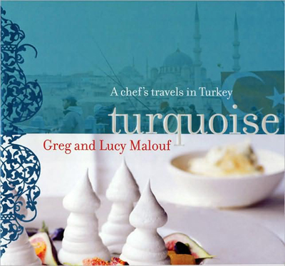Sup! Loves Cook Books: Turquoise A Chef's Travels In Turkey