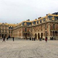 El palacio de Versalles, cerca de París