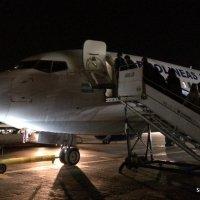 Vuelo a Trelew con Aerolíneas Argentinas. Crónica