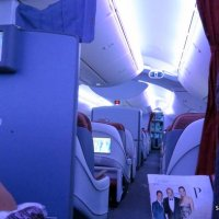 Volviendo de Nueva York en el 787 de LAN. Crónica del vuelo