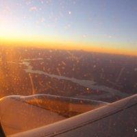 Cuando vos vas a Bariloche en micro, yo fui y vine tres veces (en avión)