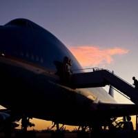 Ya se eligió el nuevo Air Force One y obvio es la reina