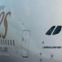 Emirates elegida como la mejor aerolínea del mundo