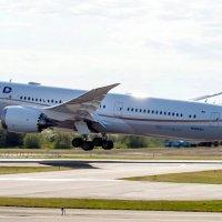 United oficializó el Boeing 787-9 a Buenos Aires