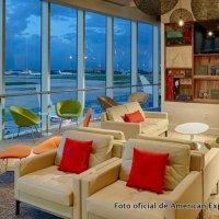 Ya funciona el salón VIP The Centurion de Miami