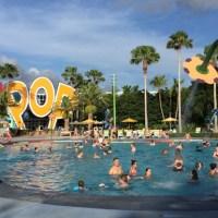El hotel Pop Century de Disney en Orlando