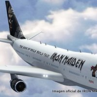 Cantante de Iron Maiden llegará a la Argentina comandando un 747