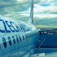 Vuelo con Czech Airlines de Praga a Amsterdam
