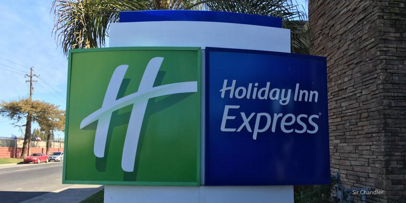 El desayuno de los Holiday Inn Express