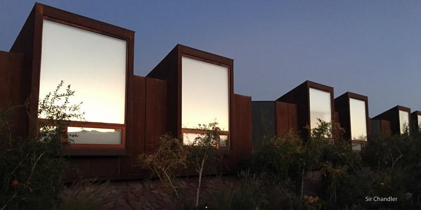 El hotel Tierra Atacama